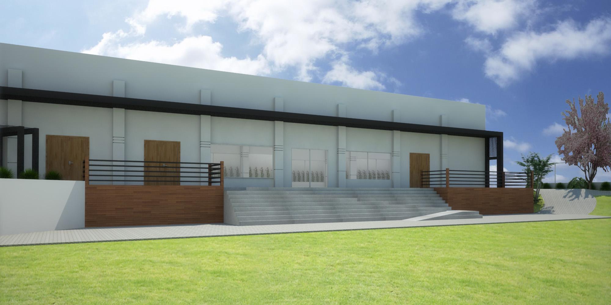 Projeto comunitário da CCP em parceria com o Manià Arquitetura  #829338 2000 1000