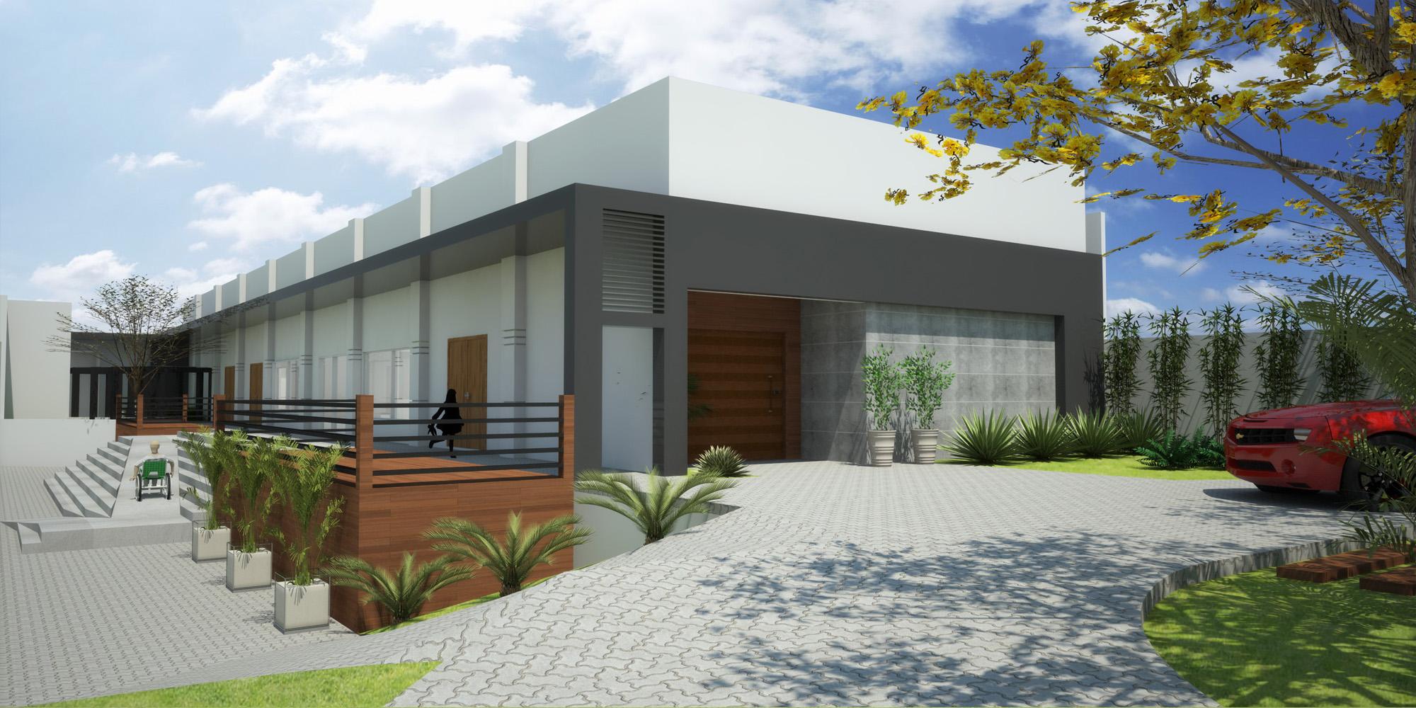 Manià Arquitetura – Projeto CCP – Pilar do Sul / SP #6B472A 2000 1000